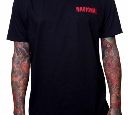 nasional skateboards tshirts
