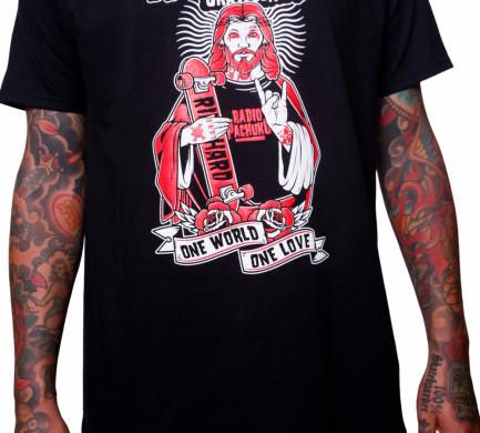 Tshirt Cristo Bobber Cult