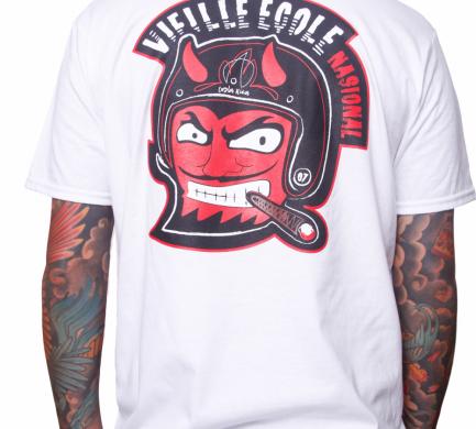 Tshirt Nasional Vieille École