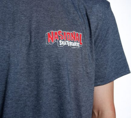 camiseta nasional skateboards
